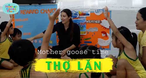 MOTHER GOOSE TIME: