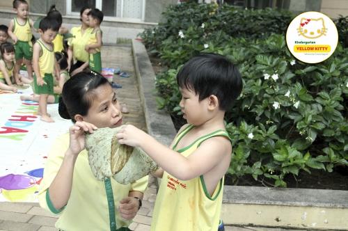 5 cách dạy trẻ bảo vệ môi trường