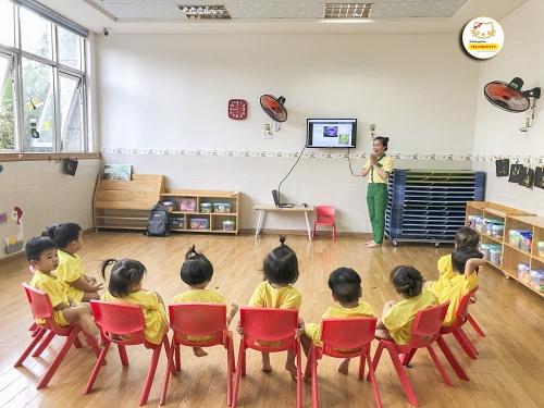 Năm cách dạy trẻ con cách bảo vệ môi trường