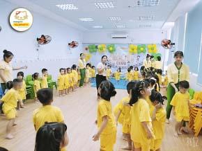 SINH NHẬT - ENGLISH CLUB QUẬN 9 THÁNG 11